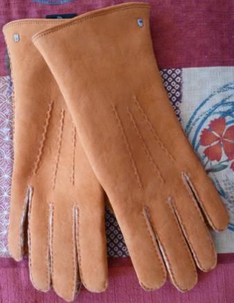 Modische Damenhandschuhe von Roeckle